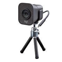 Logitech – StreamCam Plus – Web camera – Graphite
