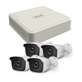 HIL/720P/DVR-104G-F1+4THC-B110-P/PowerCable