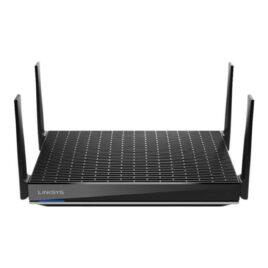 Linksys MAX-STREAM Mesh WiFi 6 Router – Enrutador inalámbrico – conmutador de 4 puertos
