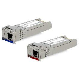 Ubiquiti U Fiber Single-Mode – Módulo de transceptor SFP (mini-GBIC) – 10 GigE