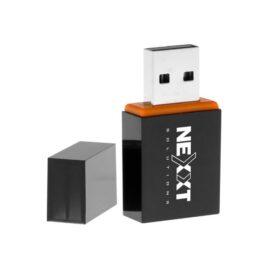 Nexxt Lynx301 – Adaptador de red – USB 2.0 – 802.11b/g/n – negro
