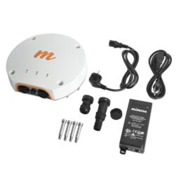 Radio Backhaul Punto-Punto MIMO 4X4:4ac, IP67, 10.0 – 11.7 GHz, Alta Velocidad hasta 1.5 Gbps