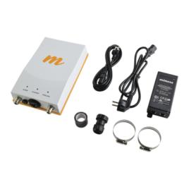Radio Backhaul PTP, MIMO 4X4, 4.9 – 6.2 GHz, IP67, Velocidad hasta 1.5 Gbps