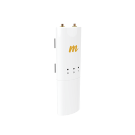 Radio modular hasta 500 Mbps de 4.9-6.4 GHz, IP55, 2×2:2 MIMO, Monitoreo a través de la nube