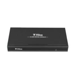 Controlador HDMI VIDEOWALL 2 X 2 (Divide el video de entrada en cuatro partes y se extienden a 4