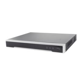 DVR 8 Megapixel / 16 Canales 4K TURBOHD + 16 Canales IP / 2 Bahías de Disco Duro