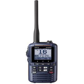 Radio bidireccional flotante de 6 vatios – Standard Horizon HX890 VHF
