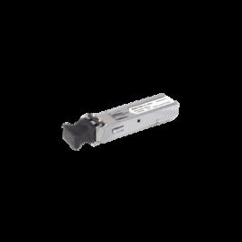 Transceptor Mini-Gbic SFP 1G LC TX: 1310nm para fibra monomodo 20 Km industrial