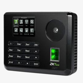 ZKTECO P160 Terminal Biométrica Multi-Modal de Palma y Huella Digital para Gestión de Asistencia y Control de Acceso