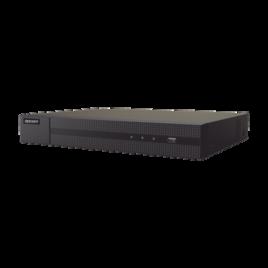 NVR 8MP / 8 canales IP / 8 puertos PoE + / 1 HDD / H.265 + / Salida de video 4K
