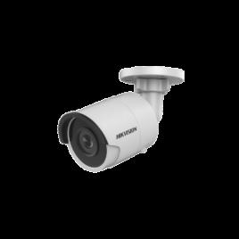 Bala IP 8 Megapixel (4K) / Serie PRO / 30 mts IR EXIR / Exterior IP67 / Lente 2.8 mm / WDR / PoE / Micro SD / Videoanaliticos Integrados